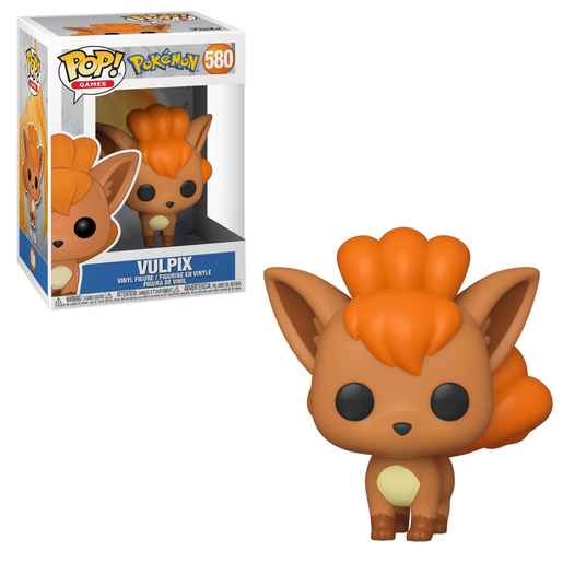 Funko Pop! Pokemon - Vulpix - Pop Hunters Perú