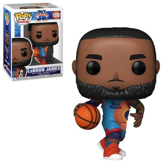[Pre-venta] Funko Pop! Space Jam - LeBron James