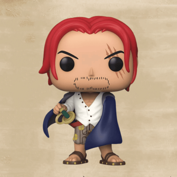 [Pre-venta] Funko Pop! One Piece - Shanks exclusivo de Big Apple Collectibles