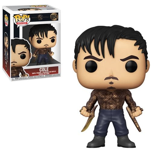 [Pre-venta] Funko Pop! Mortal Kombat 2021 - Cole Young