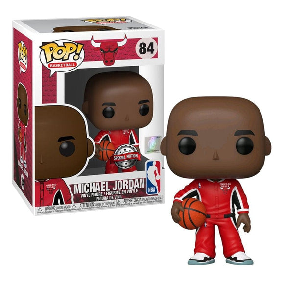Funko Pop! NBA - Michael Jordan