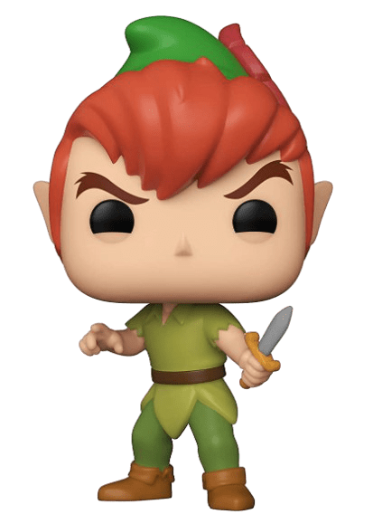 [Pre-Venta] Funko Pop! Peter Pan - Peter Pan - Pop Hunters Perú