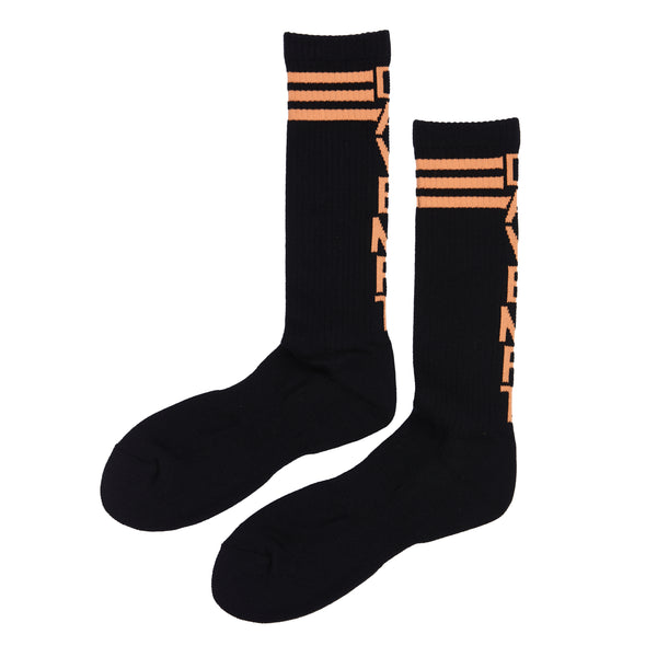 Black Cav Empt Socks