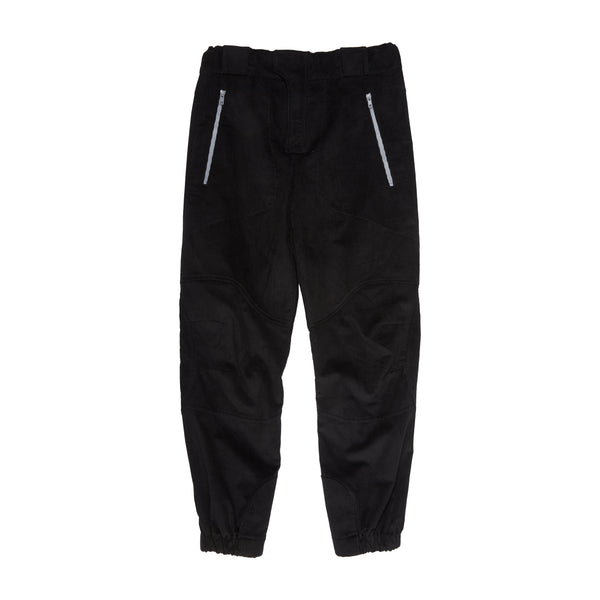 Black Corduroy Hiking Trouser