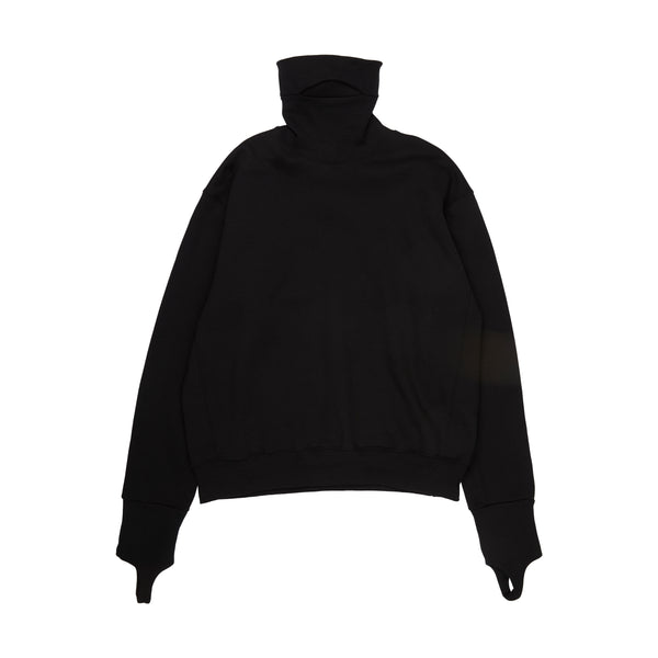 Black Protection Sweater