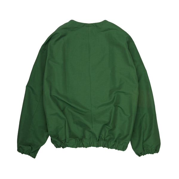 Green Medoc Sweater