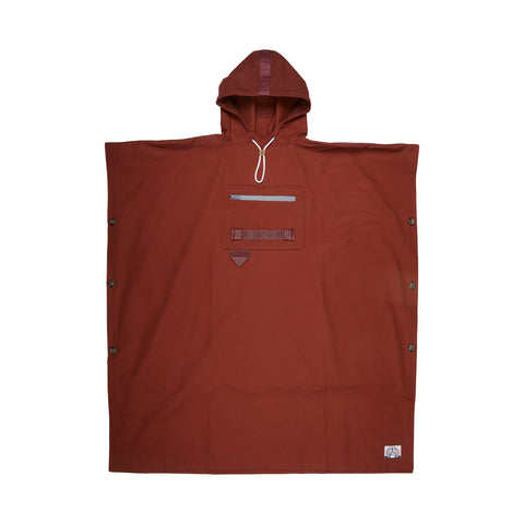 Red Trooper Windbreaker