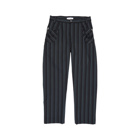 Midnight Stripe Irene Trousers
