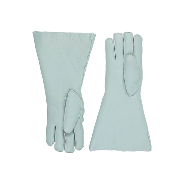 Peppermint Green Bog Gloves