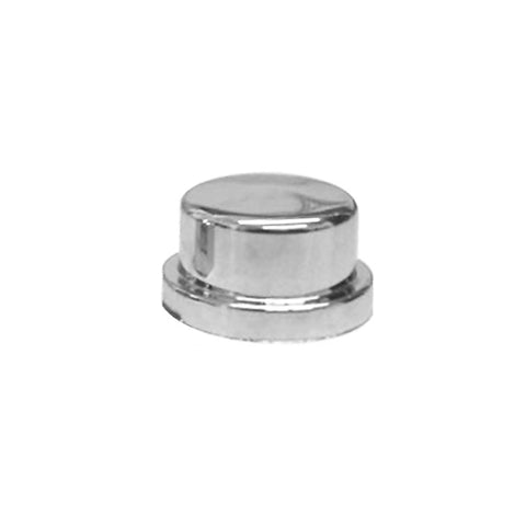 Bumper Chrome Nut Cover 3/4""