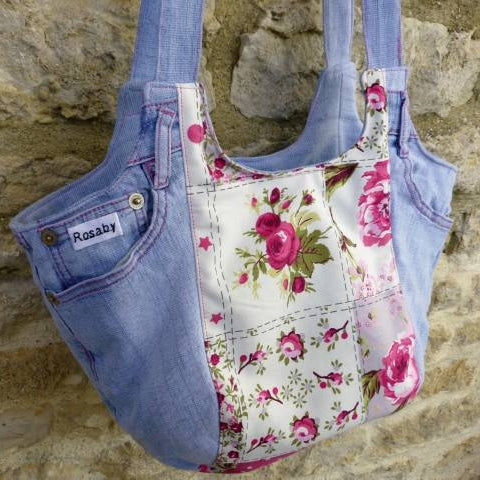 faire sac en jean facilement