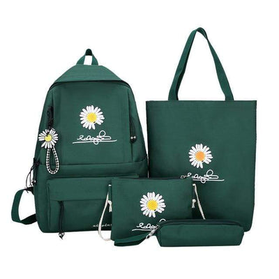 Kit complet marguerite <br> Cartable Scolaire