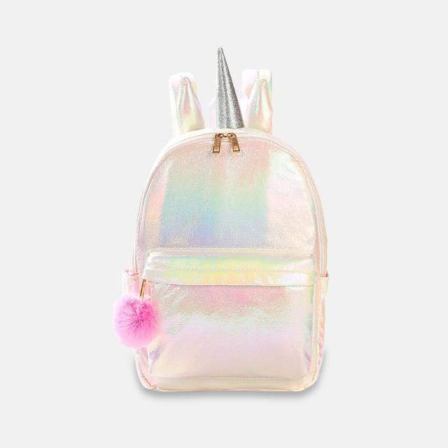 Cartable Licorne Arc-En-Ciel <br> Cartable Scolaire