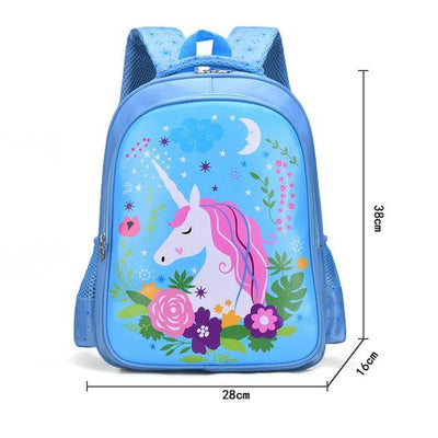 Cartable Maternelle | Fille Licorne