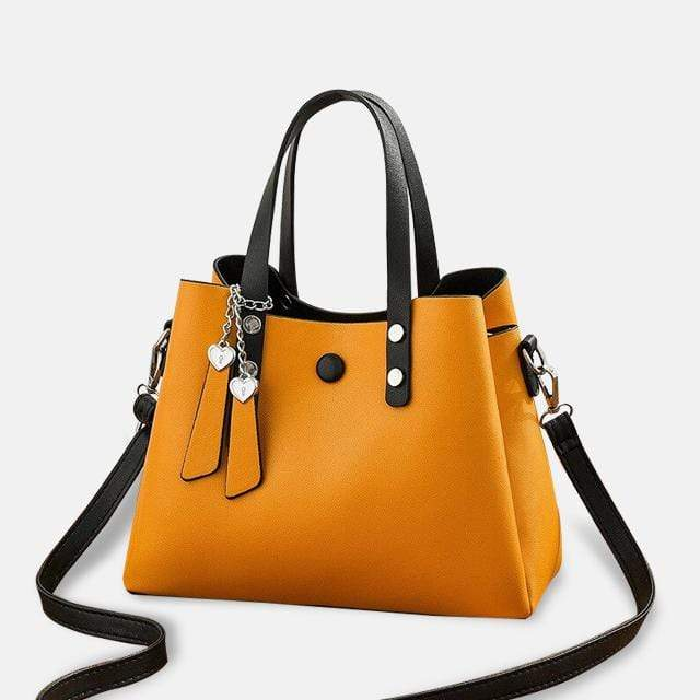Sac à main <br> Modèle Bella - Orange