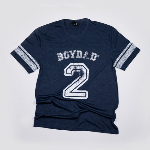 Boydad® Two Mens Game Tee Navy