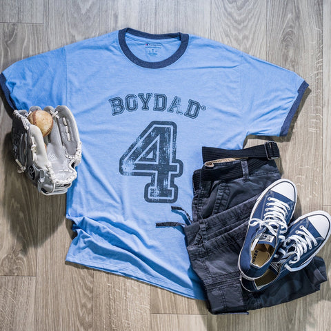 Boydad® Four Mens Game Blue & Navy