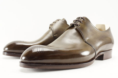 Saint Crispin's Three Eyelet Derby