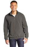 COMFORT COLORS ® Ring Spun 1/4-Zip Sweatshirt. 1580