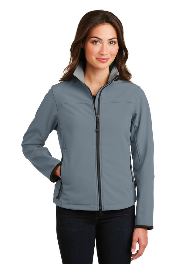 Port Authority® Ladies Glacier® Soft Shell Jacket.  L790