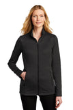 Port Authority ® Ladies Collective Striated Fleece Jacket. L905