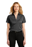 Port Authority ® Ladies Heathered Silk Touch ™ Performance Polo. LK542