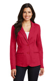 Port Authority® Ladies Knit Blazer. LM2000