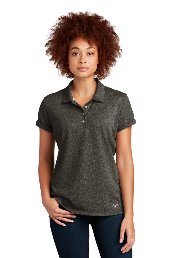 New Era ® Ladies Slub Twist Polo LNEA301