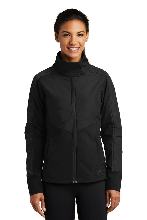 OGIO® ENDURANCE Ladies Brink Soft Shell. LOE722
