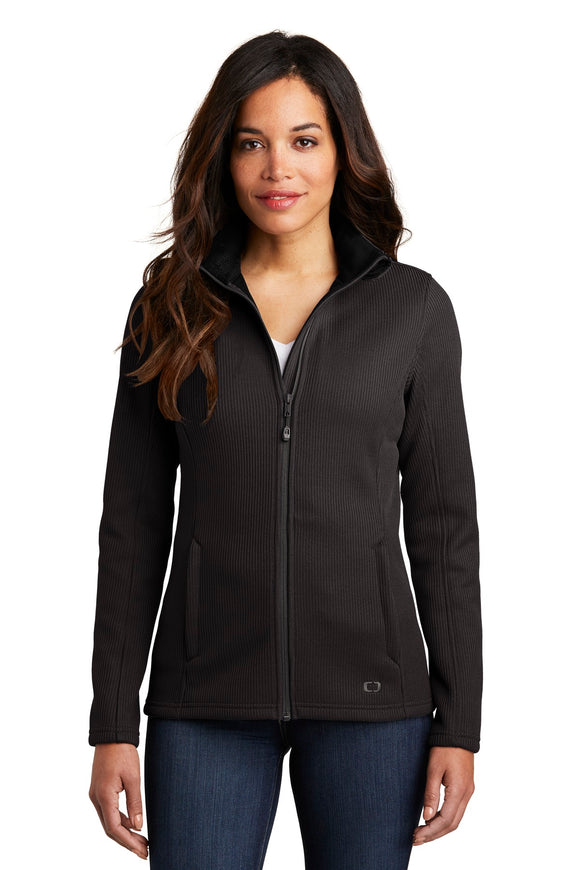 OGIO ® Ladies Grit Fleece Jacket. LOG727