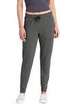 Sport-Tek ® Ladies PosiCharge ® Tri-Blend Wicking Fleece Jogger LST299