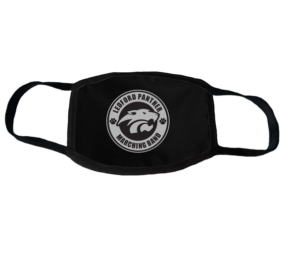 Ledford Marching Band Face Mask