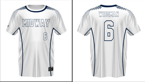 Midway Soccer Jersey #6