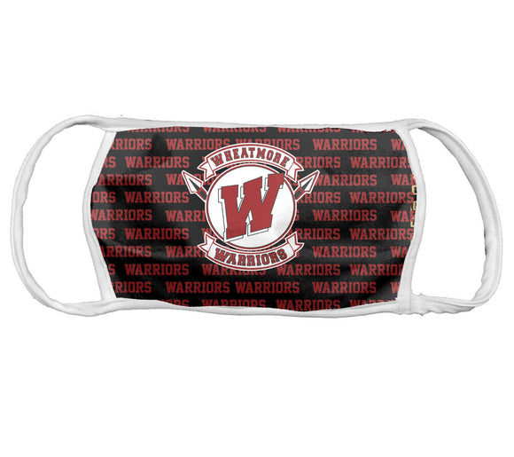 School Themed Face Mask Wheatmore