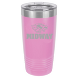Midway 20 oz. Soccer Tumbler