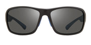 Border Sports Sunglasses in Black with Graphite Lens Revo Sunglasses
