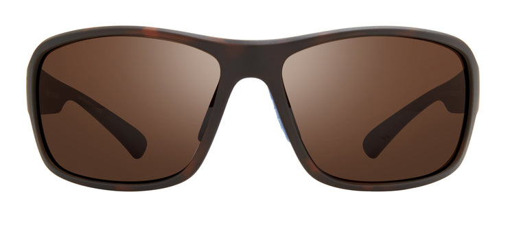 Border Sports Sunglasses in Tortoise with Terra Lens Revo Sunglasses