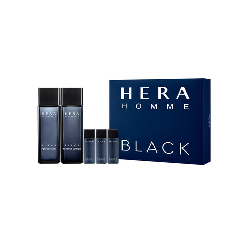 Homme Black Special Set (worth $181)