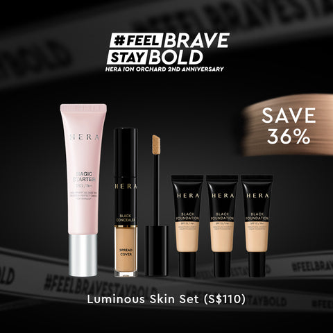 [ION 2nd Anniversary] Luminous Skin Set (worth $174)