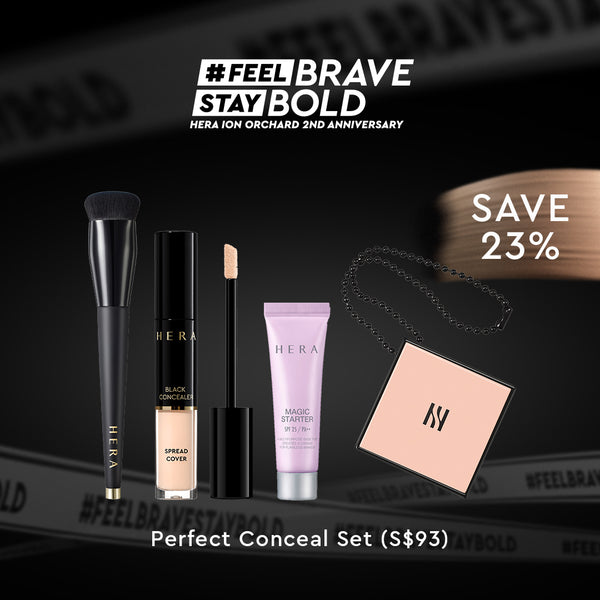 [ION 2nd Anniversary] Perfect Conceal Set (worth $122)