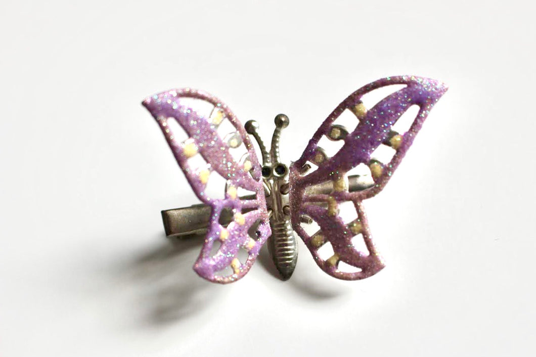 Vintage 90's Butterfly Clip