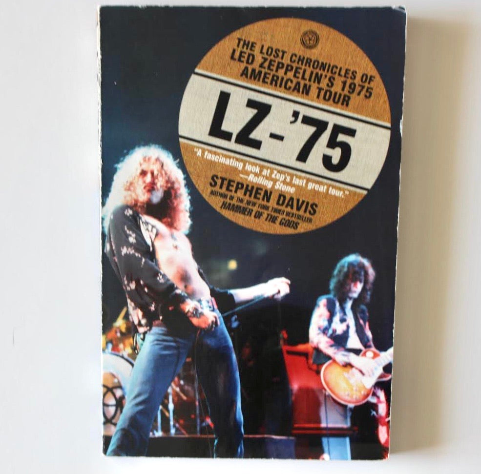 The Lost Chronicles of Led Zeppelin's 1975 American Tour