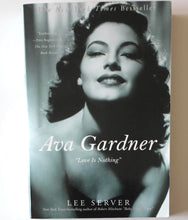Load image into Gallery viewer, Ava Gardner Biography