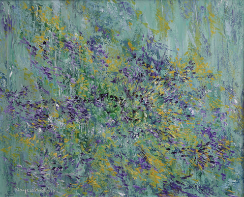 "Spring Flowers#1 (24""x30"")"