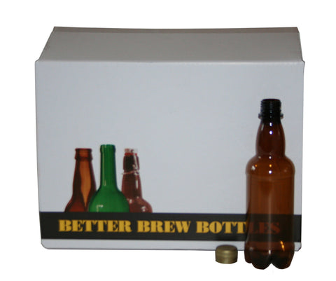 Reusable Plastic Beer Bottles & Caps