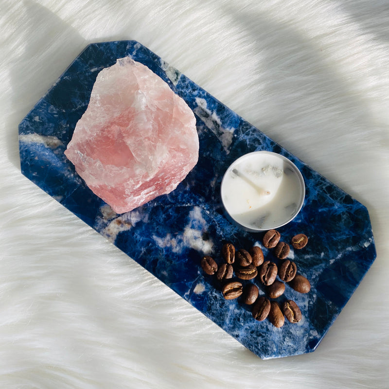 Sodalite Rectangle Platter + Regal