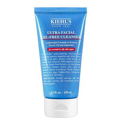 KIEHLS ULT FACIAL OILFREE CLEANSER T150