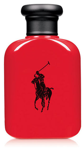 RALPH LAUREN POLO RED VDT 125ML