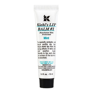 KIEHLS LIP BALM N°1 MINT TUBE 15ML