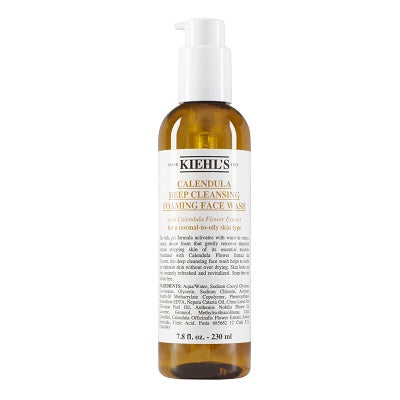 KIEHLS CALENDULA FOAMING WASH B230ML